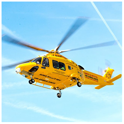 Air Ambulance Booking