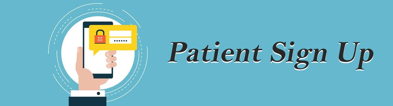 Patient Signup