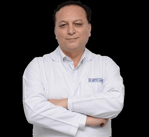 Dr Deepak  Vangani
