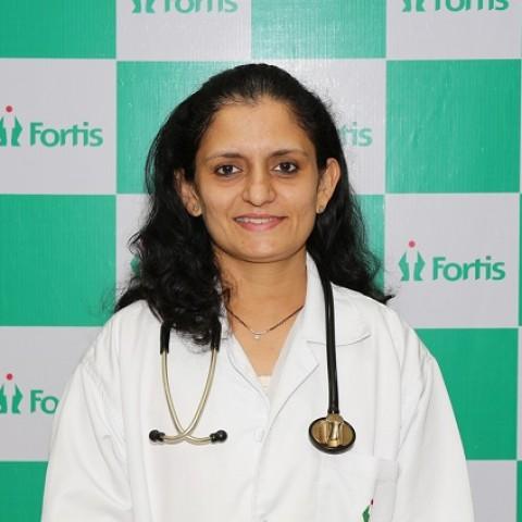 Dr Anuradha  Ghorpade