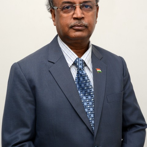 Dr Aloke Gopal  Ghoshal