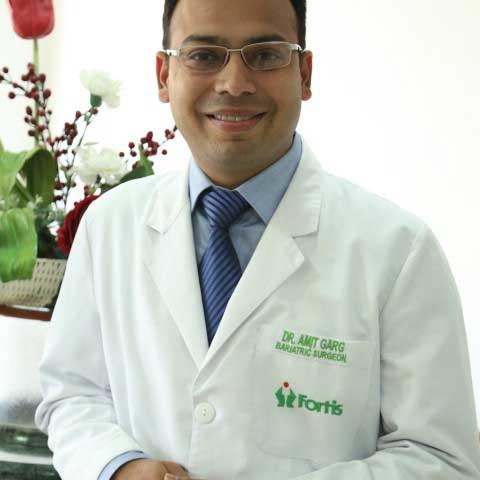 Dr Amit  Garg