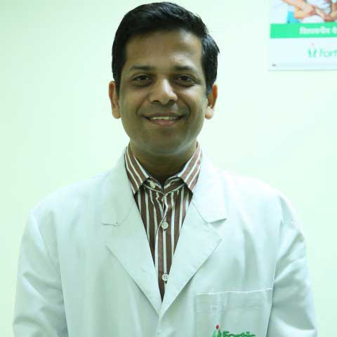 Dr Anish K  Gupta