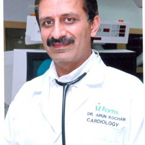 DR ARUN  KOCHAR