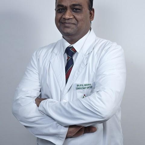 Dr Atul  Mishra