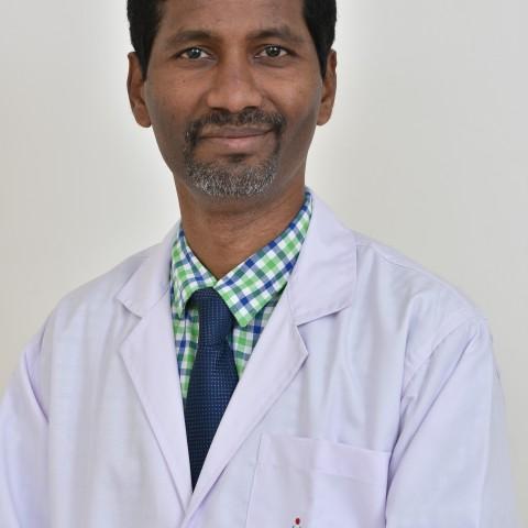 Dr Arulvanan  -