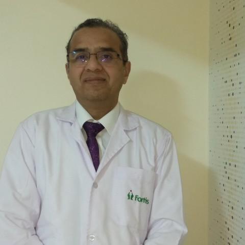 DR VIKAS MANOHAR GUPTE