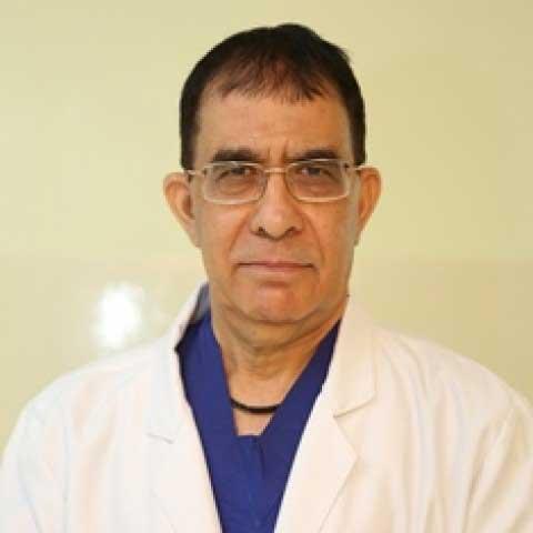 Dr T S  Mahant