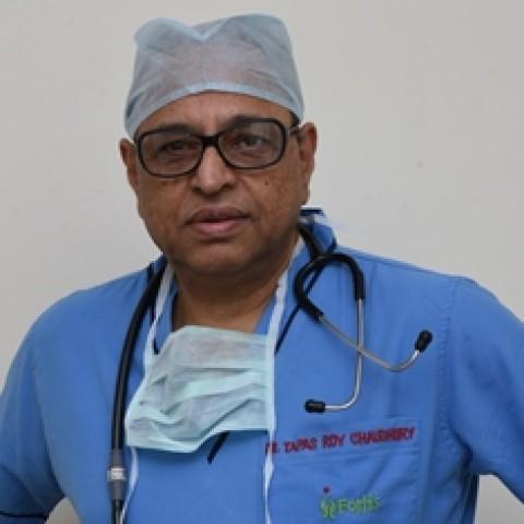 Dr Tapas Raychaudhury