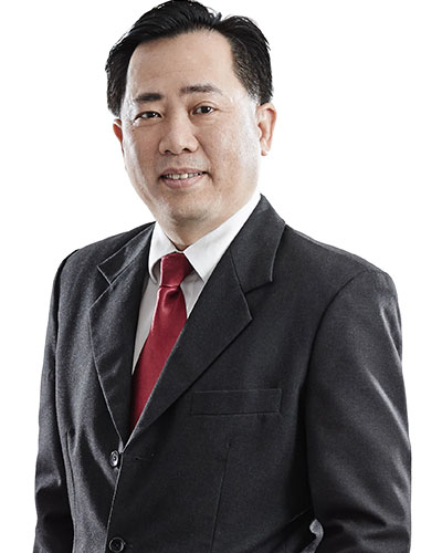 Dato Dr Lim Boon  Ping