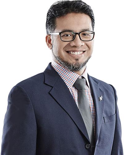 Dr Zubin Othman  Ibrahim