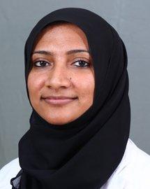 Dr Aysha Anjuna K P