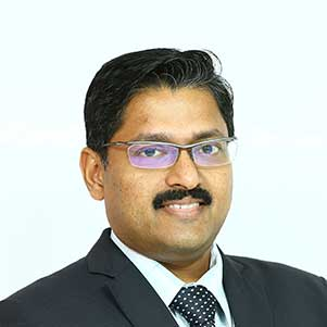Dr Vijil Rahulan  K