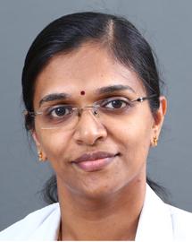 Dr Bini M  Nambiar