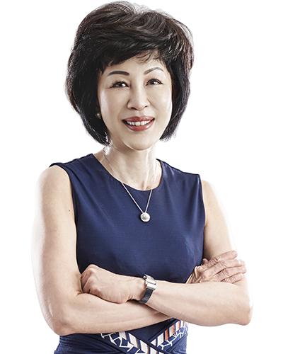 Dr Christina Tai Fook  Min