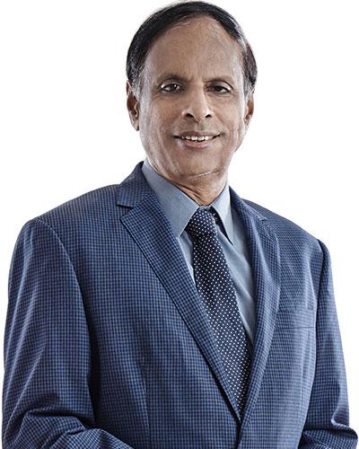 Dato Dr V  Pathmanathan