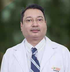Dr Rohit Saxena