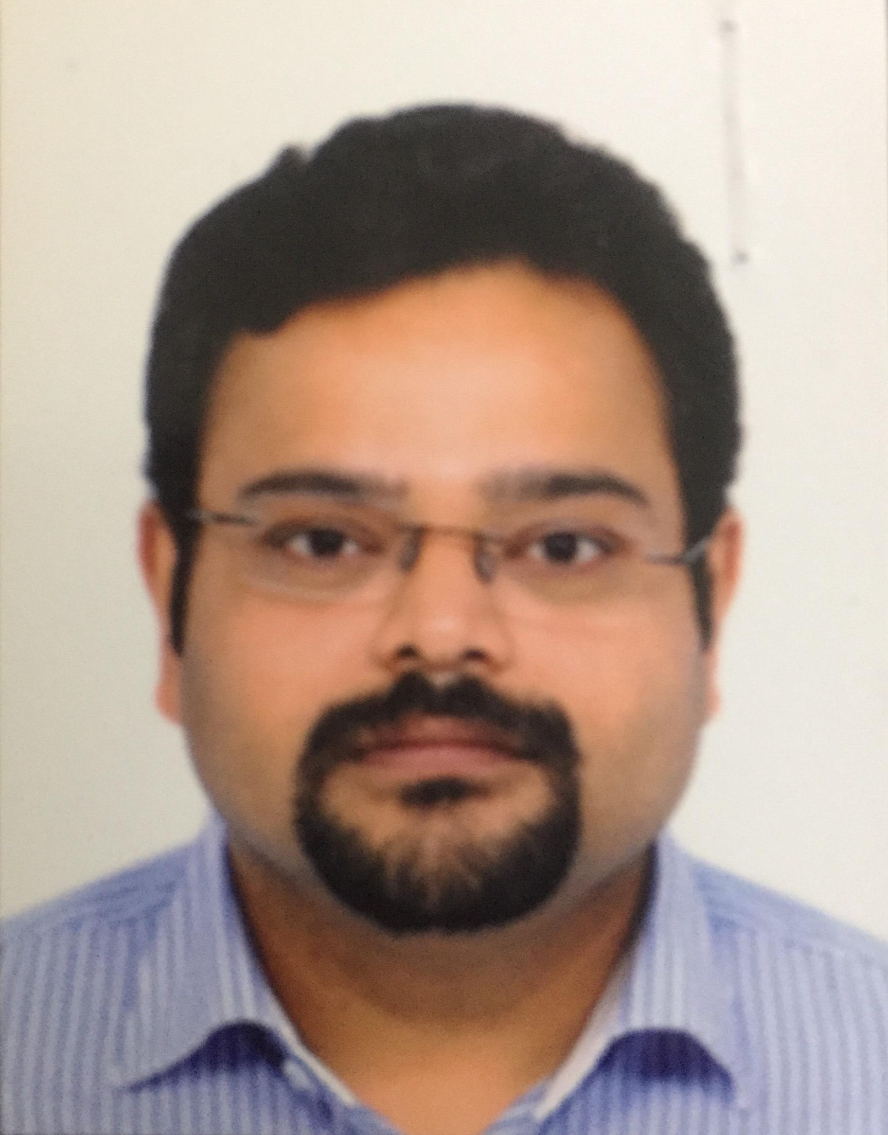 Dr Sunil Sudharshan