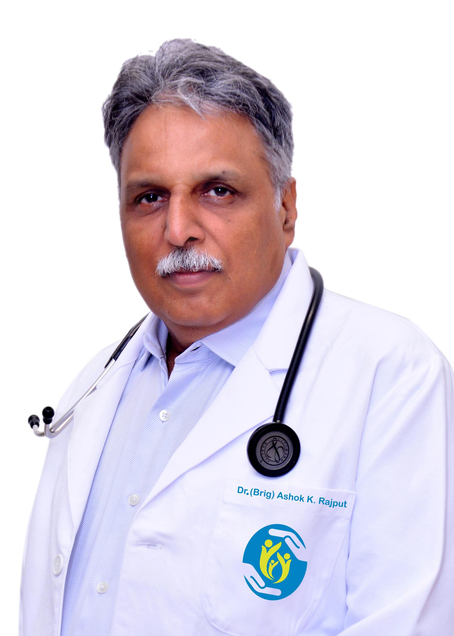 Dr Brig Ashok K  Rajput