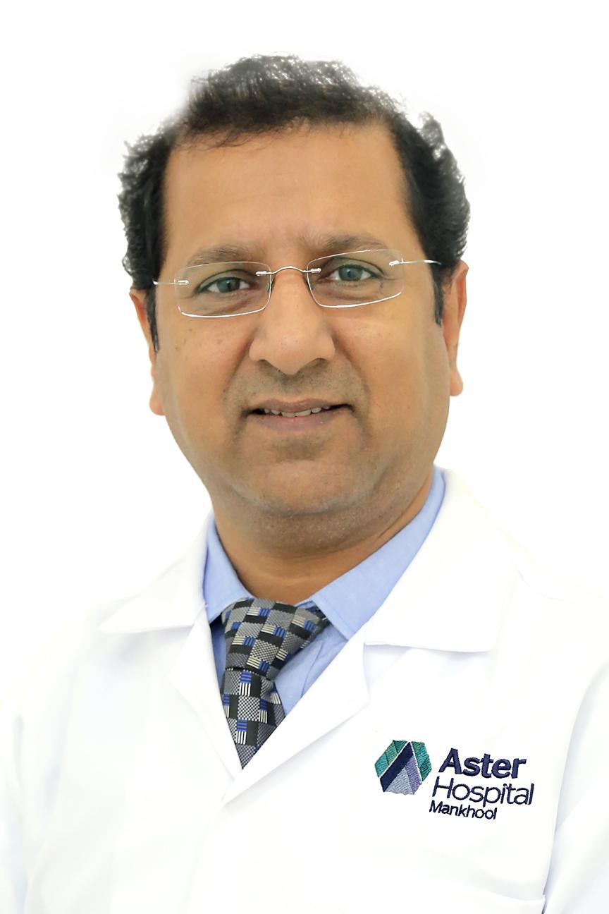 Dr Adil Nadim Faridi