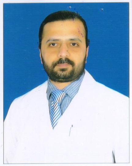Dr Ajay Herur