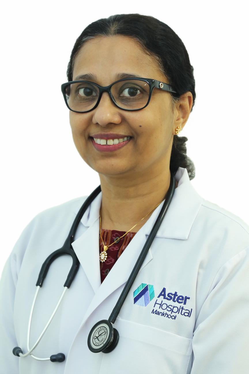 DR ANN MINI MATHEW