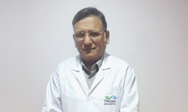 Dr B K  Agrawal