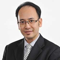 DR CHIAH CHEUN  HUI