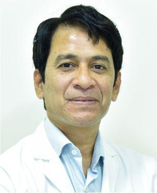 Dr Giriraj Singh Bora