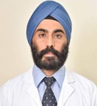 Dr Inderpreet Singh  Oberoi
