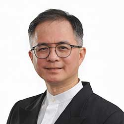 Dr Jonathan Choon Siew  Cheong