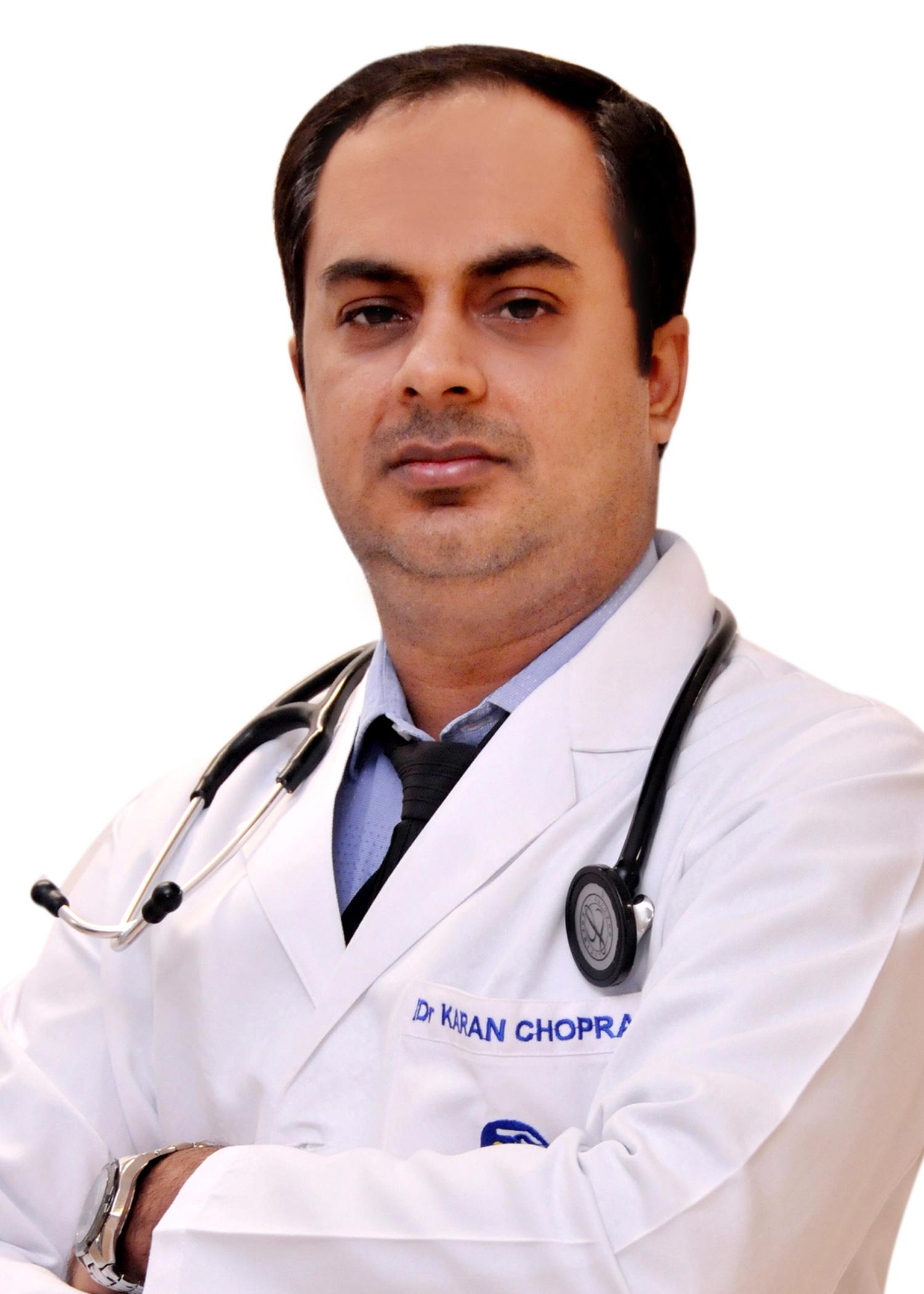 Dr Karan  Chopra