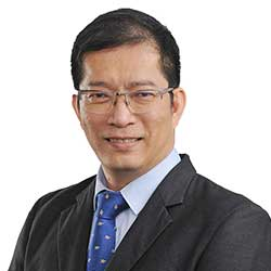 Dr Leong Kin  Wah
