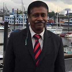 Dr Manoharan -