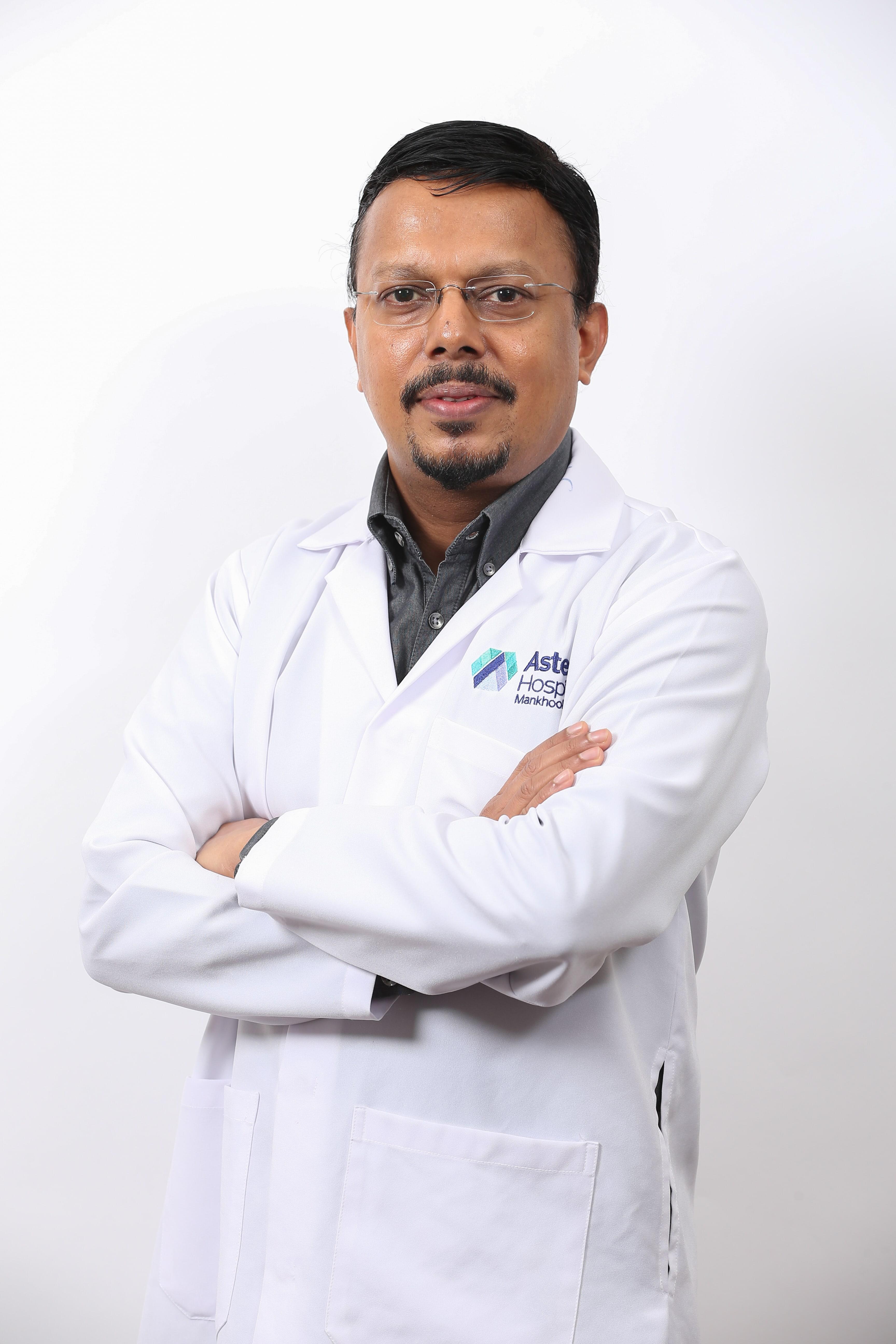 Dr Moni Suseelan