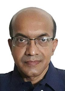 Dr Nilay Kumar Majumdar