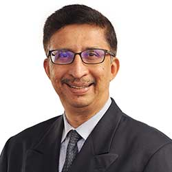 Dr P Srinivas