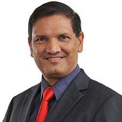 Dr Rajesh P  Shah