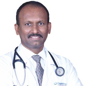 Dr Ravindranath Reddy D R