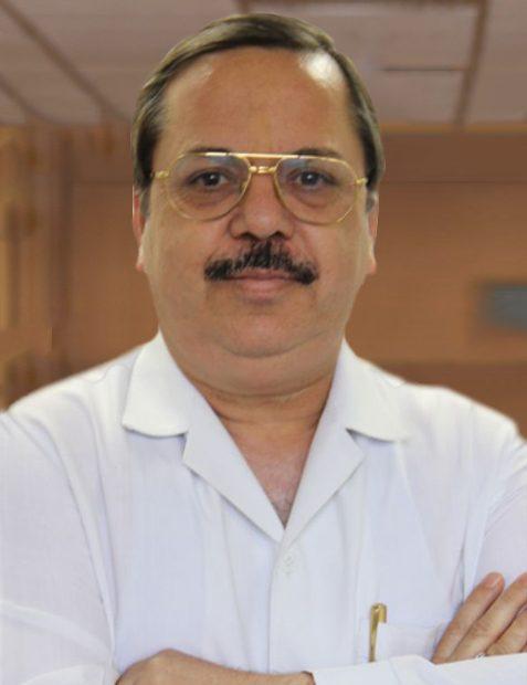 Dr R K Sharma Vsm