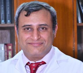 Dr Saleem Naik