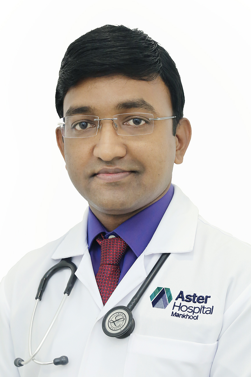 Dr Santosh George