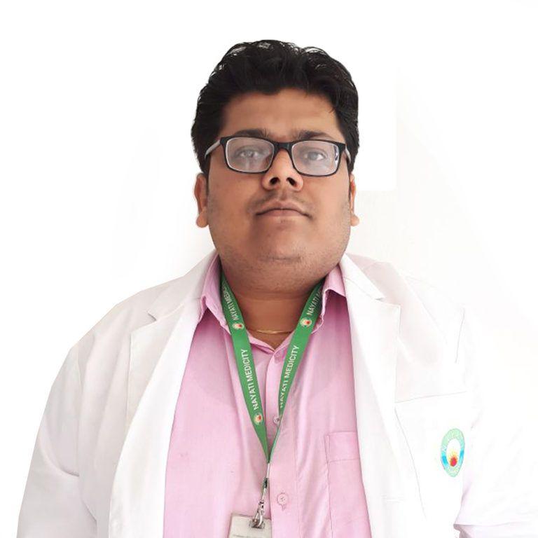 Dr Saurabh  Agarwal