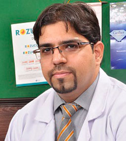 DR TANUJ PAUL  BHATIA