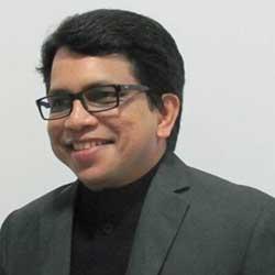 Dr Vivek Radhakrishnan