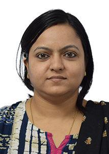 Dr Anuradha Chandra