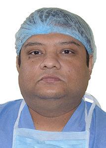 Dr Arindam Deb