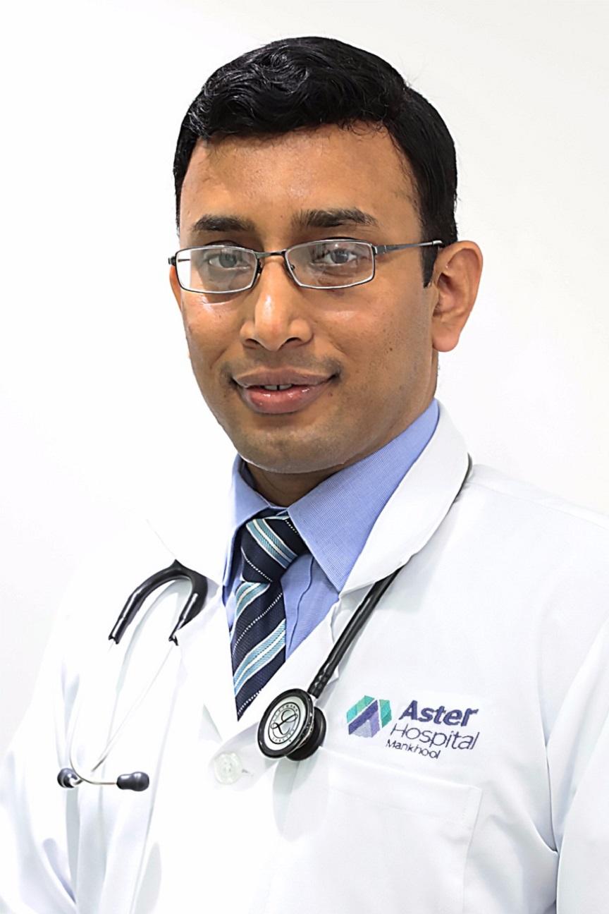 Dr Arun Asok Cheriyan