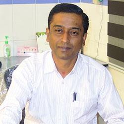 Dr Kiran A
