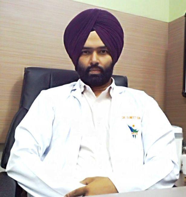 Dr Sumeet  Singh